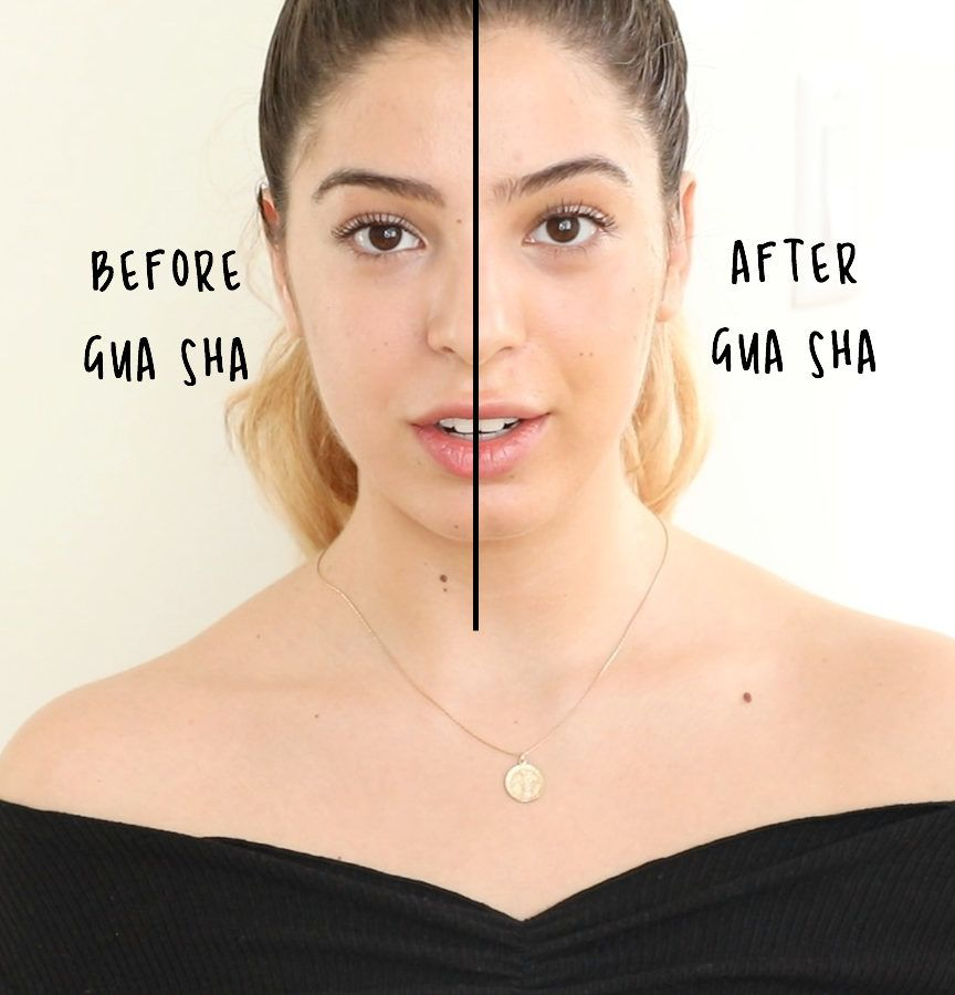 Benefits Of Gua Sha Facial Scraping Massage With Images Gua