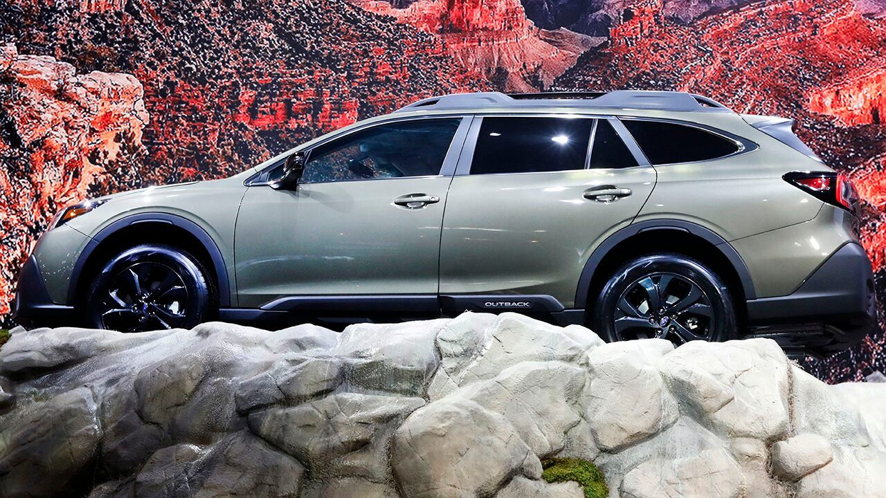 The 2020 Subaru Outback Looks The Same But Is Very Different Subaru Outback Subaru Outback