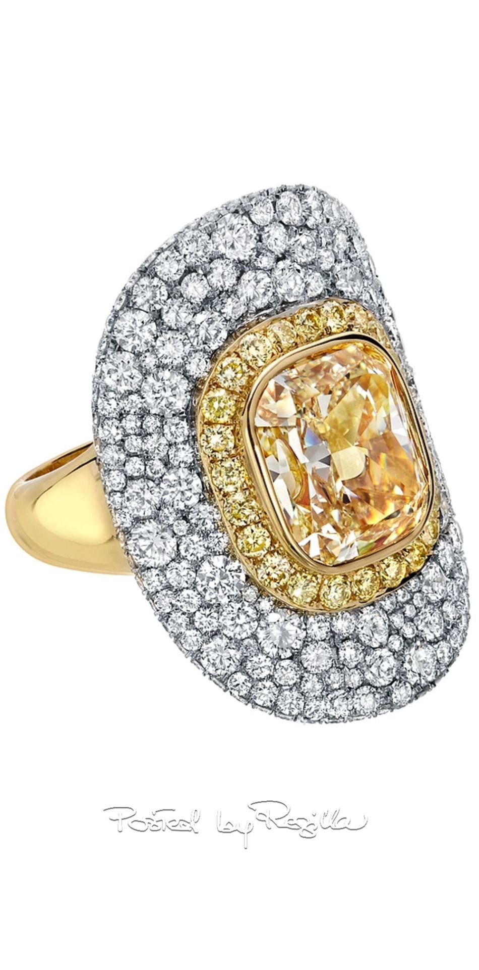 Regilla tamir jewelry beverly hills rings halo pinterest