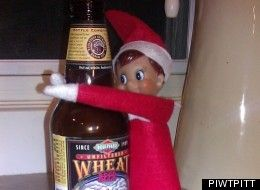 Overachieving Elf On The Shelf Mommies