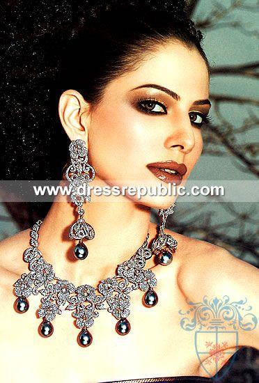 Style DRJ1044, Product code: DRJ1044, by www.dressrepublic.com - Keywords: Indian Pakistani Jewelery, Jewelry Online Shops New Jersey, USA
