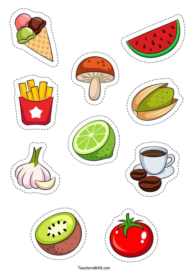 Sense Of Taste Printables For Preschoolers Teachersmag Com Free Preschool Printables Toddler Learning Activities Preschool Activities [ 1086 x 768 Pixel ]