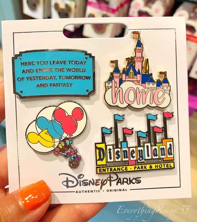 1eb95a730 So cute we finally got the Disneyland open edition pin set super cute.  Spotted at Westward Ho. Love these