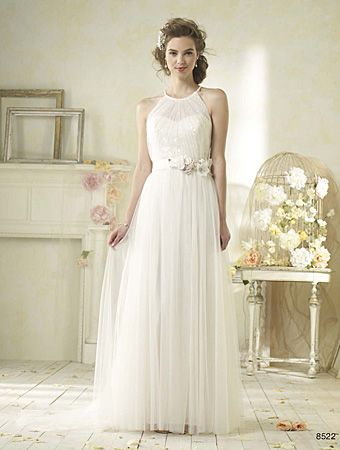 Alfred Angelo Bridal Style 8522 From Modern Vintage So Soft Sweet