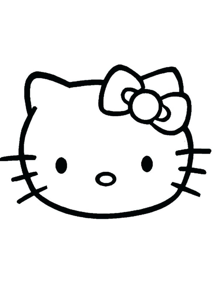Hello Kitty Printable Coloring Book Pages When We First Heard Hello Kitty The First One That Occur Hello Kitty Coloring Kitty Coloring Hello Kitty Printables