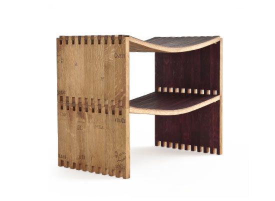Riciclare il legno per creare mobili moderni, un\'esperienza ...