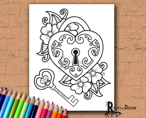 Keys For Coloring Embroidery Designs Machine Embroidery