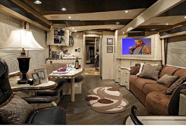 Best 25 Tour Bus Interior Ideas On Pinterest Luxury Bus Luxury Rv And Luxury Rv Living