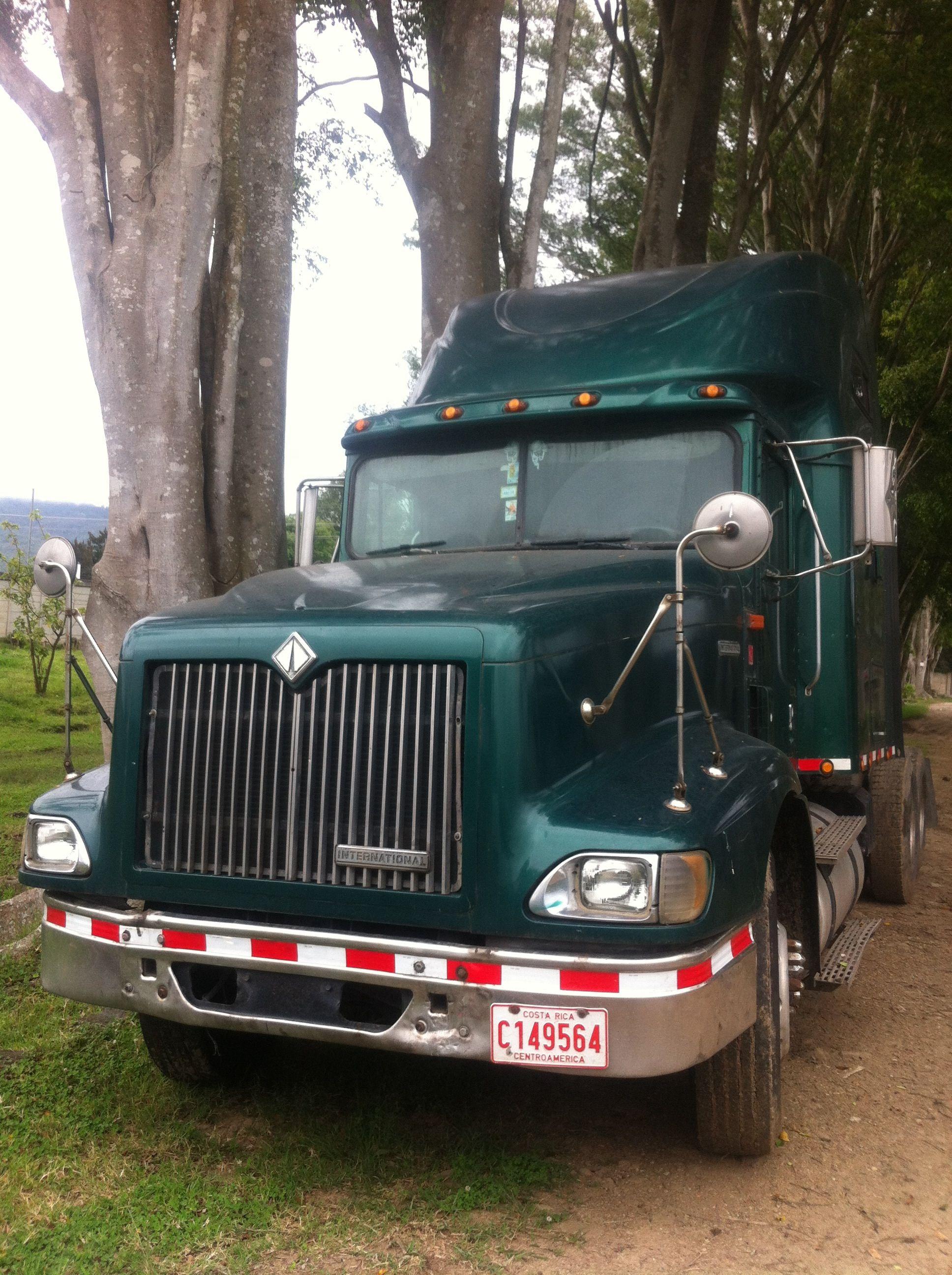 International Pro Sleeper 1999 Costa Rica Big Rig Trucks International Truck Trucks