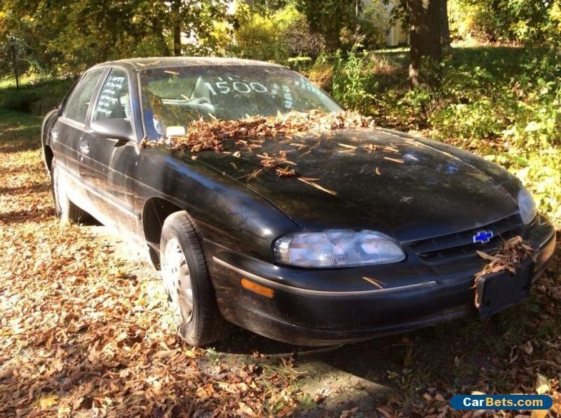 1996 Chevrolet Lumina Sedan 4 Door