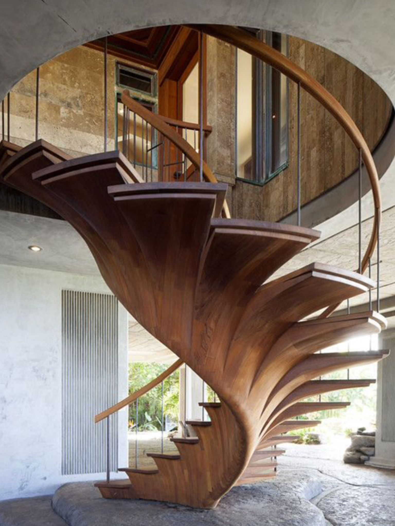 Alternating tread stair revit home design ideas - Find This Pin And More On My Architecture Design 25 Unique Staircase Design Ideas