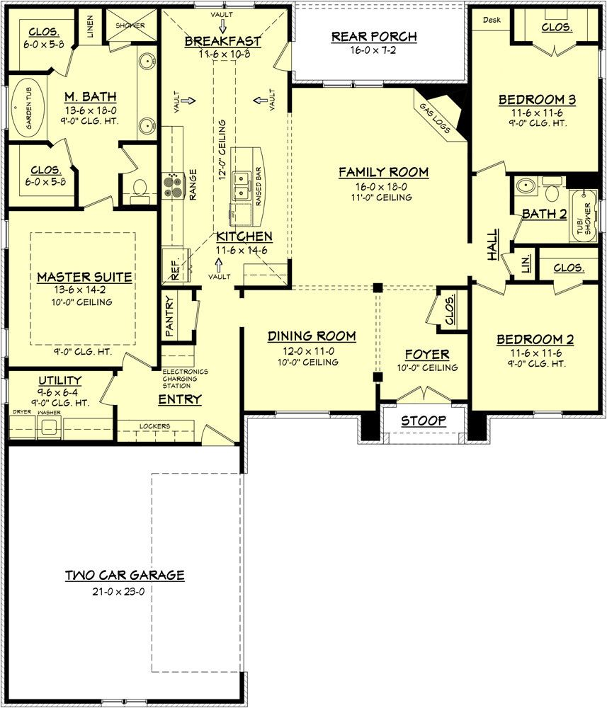 adore house floor plan bath country and bedrooms