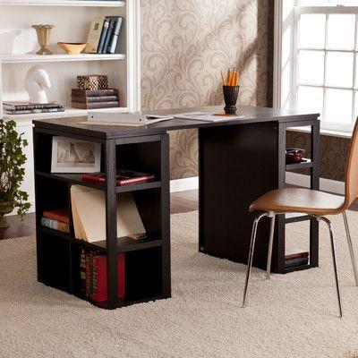 Wildon Home Carson Desk Wayfair Home Office Furniture Home Unique Office Furniture