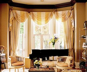 Bay Window DressingWindow Treatment Ideas For Your