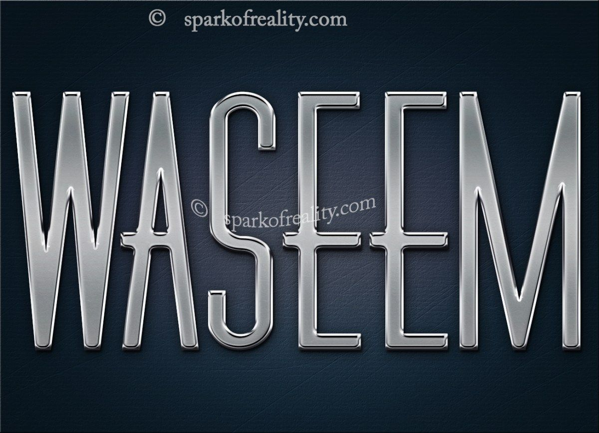 WASEEM | Names 3D Text - HD Wallpapers | Name wallpaper