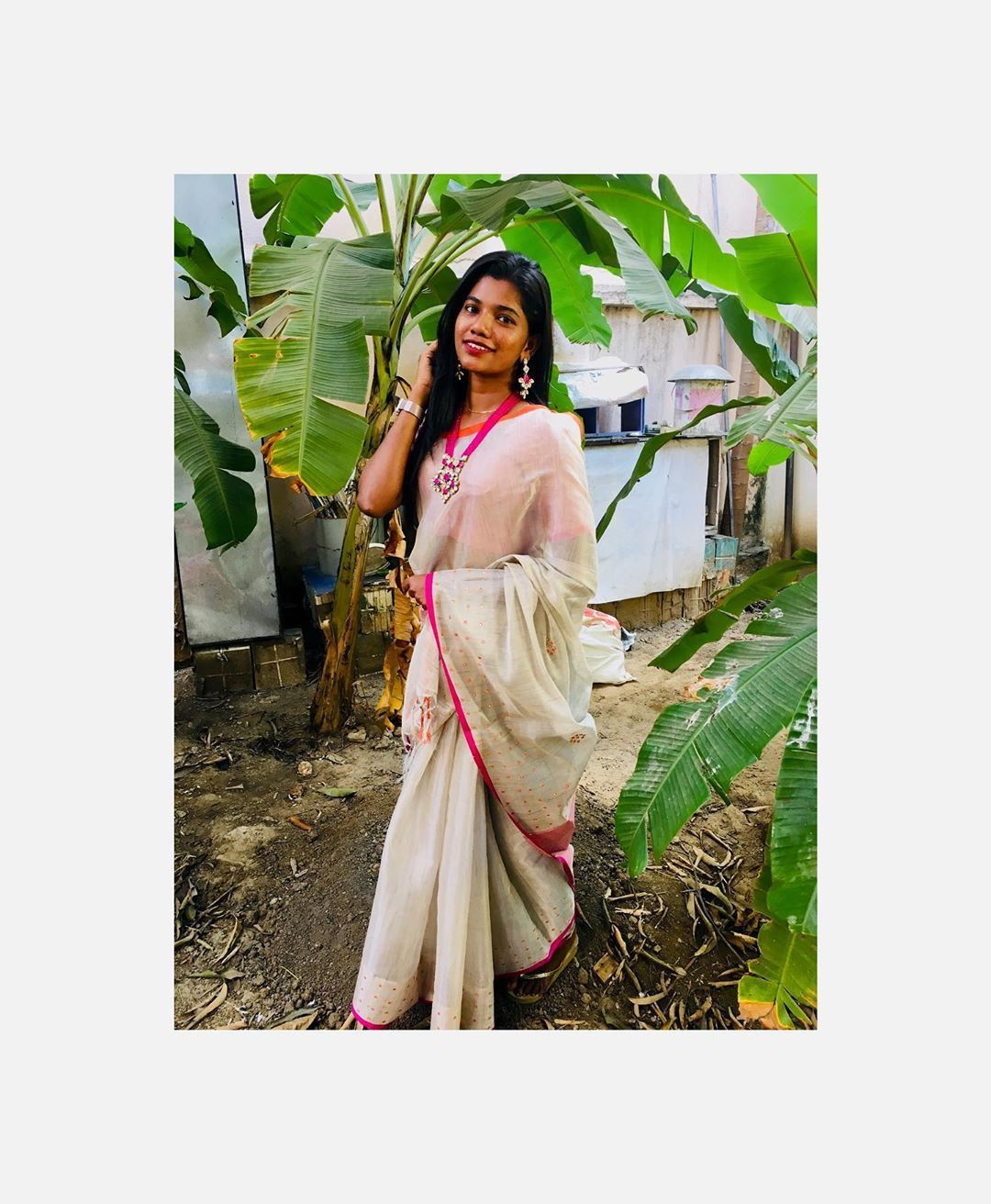 𝙱𝚎 𝚢𝚘𝚞𝚛 𝚋𝚎𝚊𝚞𝚝𝚒𝚏𝚞𝚕 𝚜𝚎𝚕𝚏.🎀🔅 . . . . . . . . #saree #medras_mistress_of_ceremony  #love #photooftheday #fashion #happy #me #summer #girl #art #smile #nature #instalike #food #style #fitness #nofilter #amazing #life #travel #beauty #sun #bestoftheday #photo #sky #vsco #sunset #ootd #pretty #swag