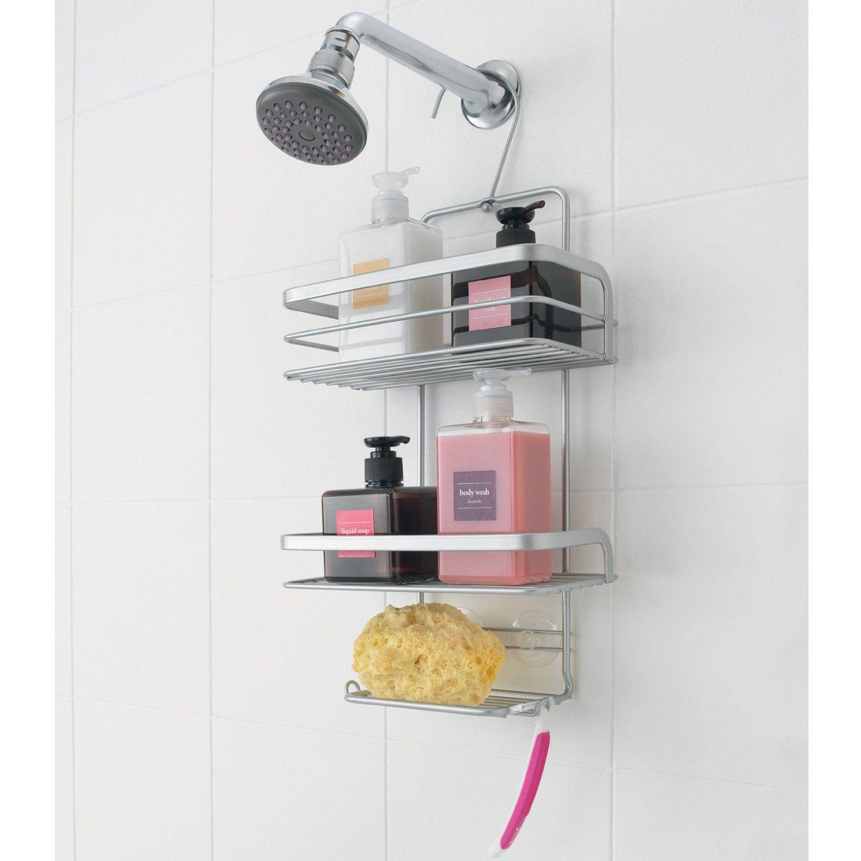 Metal Hanging Shower Caddy Hanging Shower Caddy Bathroom Organisation Shower Shelves