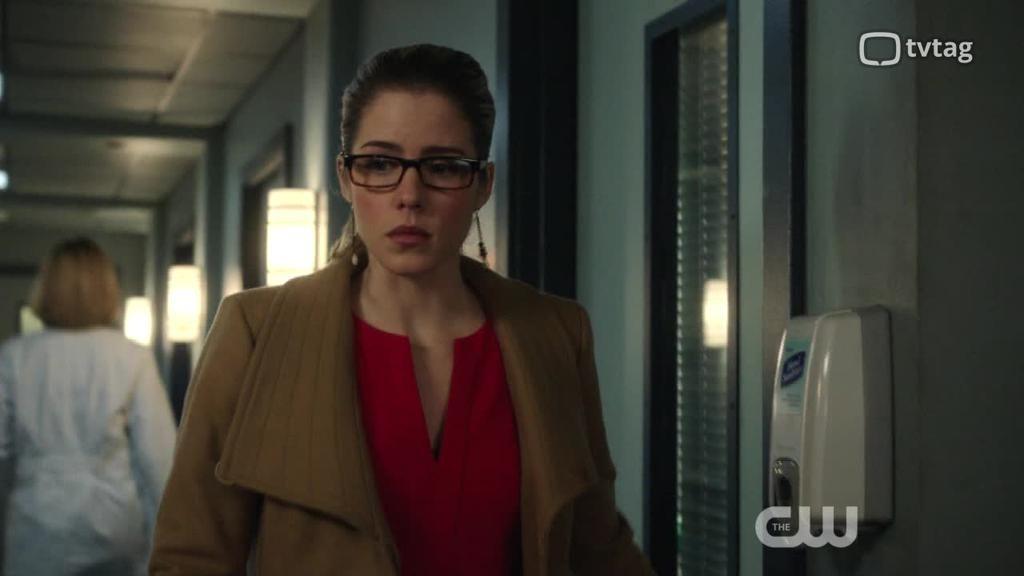 Hospital Jell-O...love...it's complicated. #Arrow