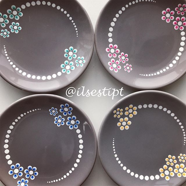 Ilse (@ilsestipt) • Instagram photos and videos #potterypaintingdesigns