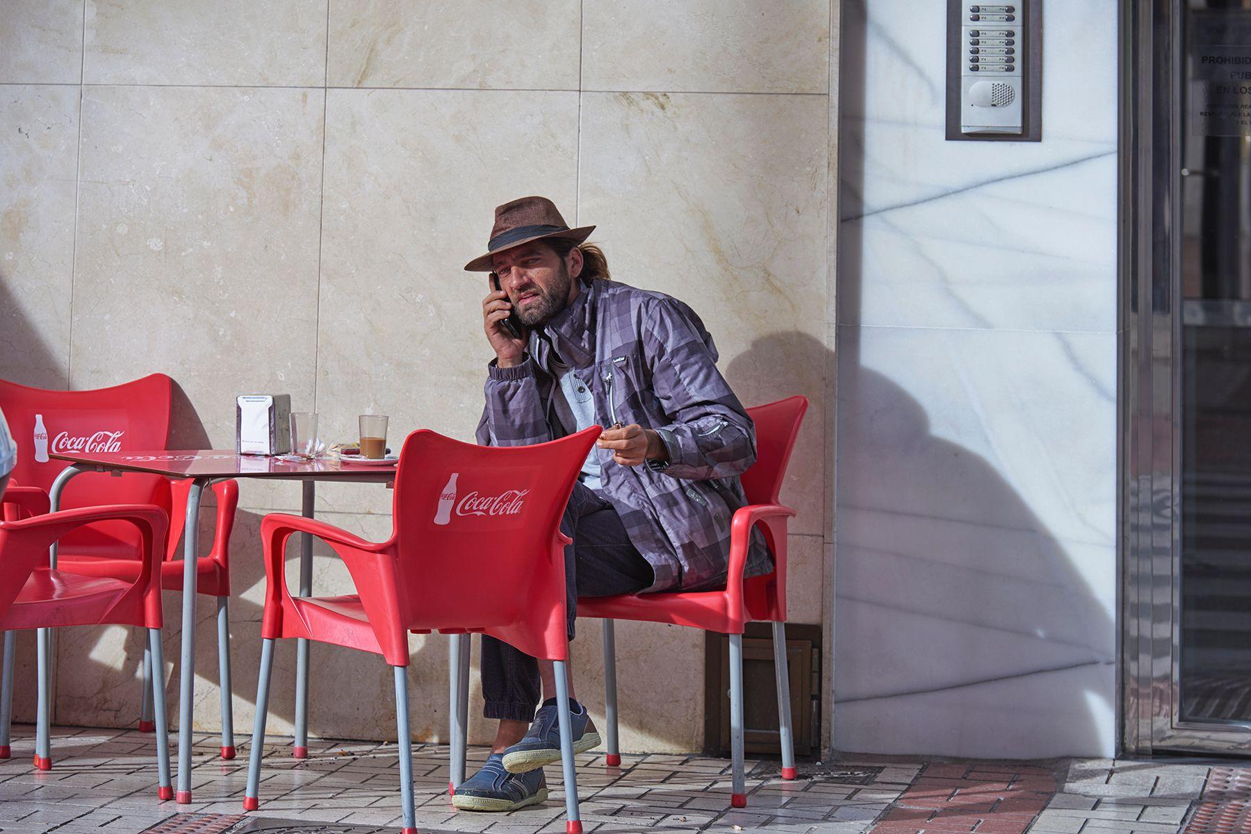 Café y COCA COLA