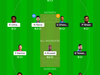Dream11 Team, Today Match Prediction, Fantasy Cricket