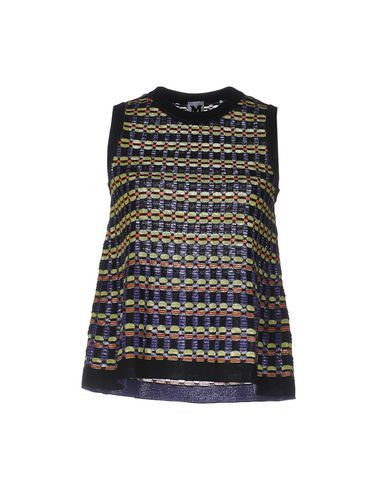 M MISSONI Women's Sweater Purple 6 US