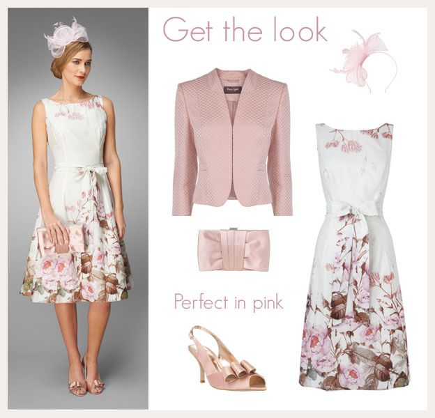 Got A Spring Wedding In The Diary Here We Show You How To Achieve Variety Of Gorgeous Guest Outfits