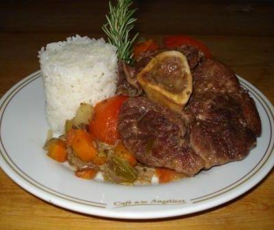 Arroz Con Osobuco Receta Y Preparación Comida Con Salchichas Recetas Para Cocinar Comida
