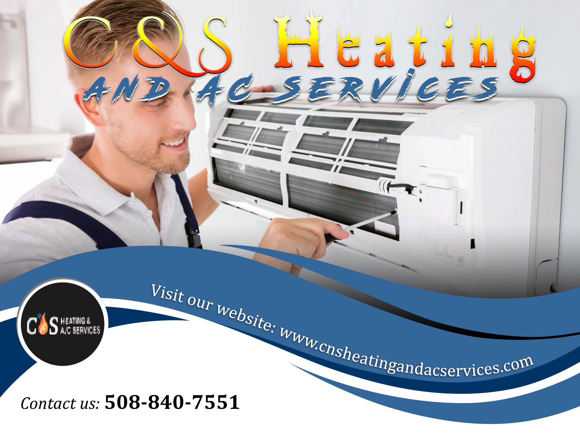 C&S Heating and AC Services has been in the business for