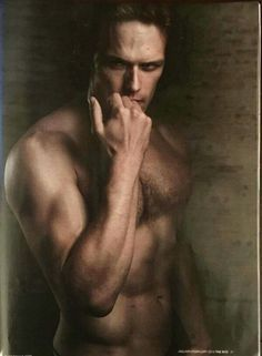 Best picture of Sam Heughan EVER
