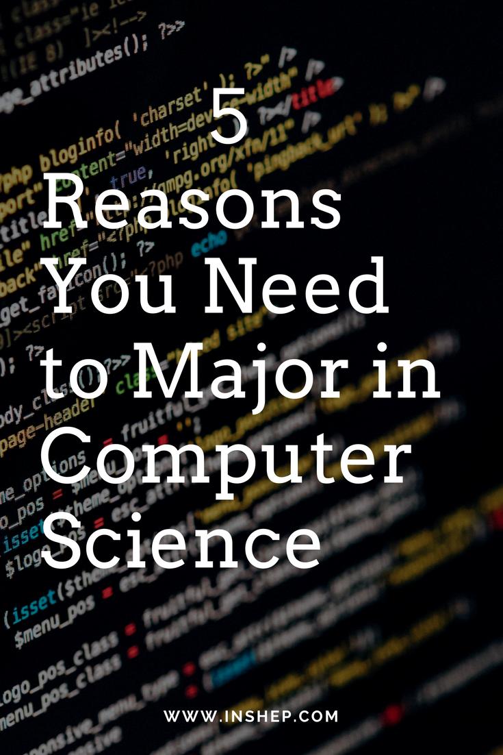 computer science major