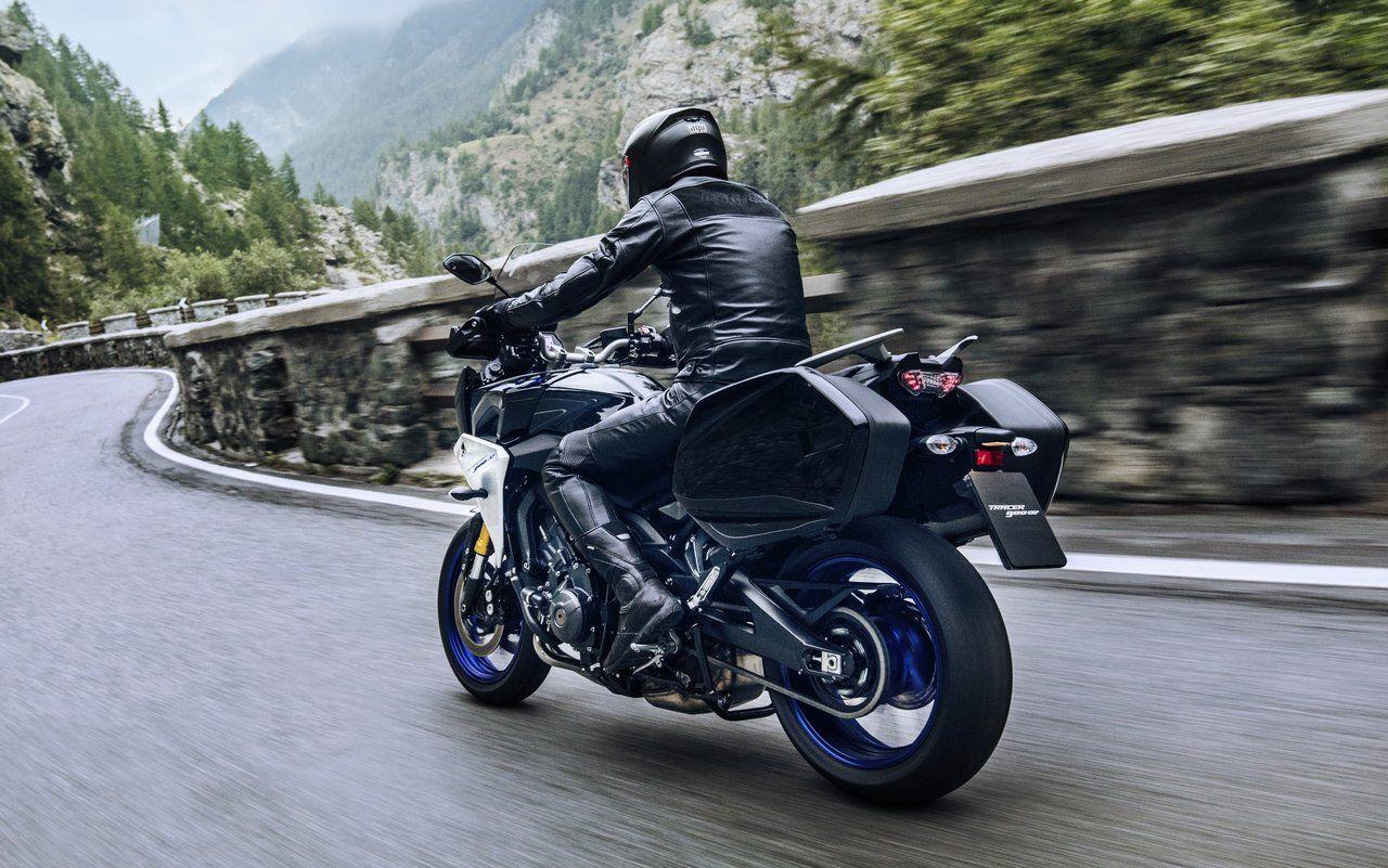 yamaha tracer 900 gt 2018 motorbikes pinterest. Black Bedroom Furniture Sets. Home Design Ideas