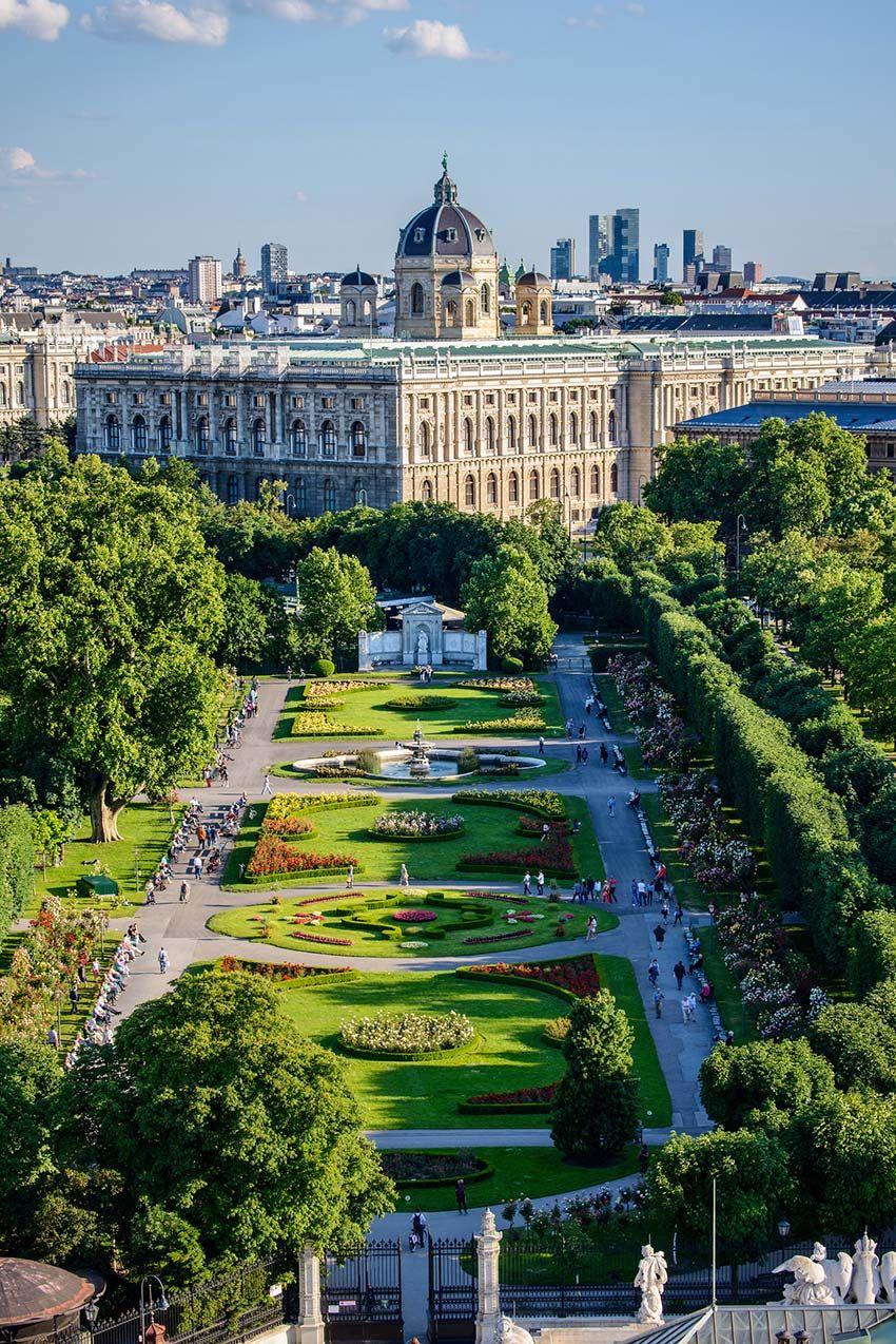 Las Mejores Ciudades De Europa Para Vivir Y Para Hacer Una Escapada Viajar A Viena Ciudades De Europa Viena Austria