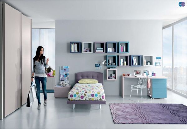 contemporary girls rooms - Google Search   Girls rooms   Pinterest ...