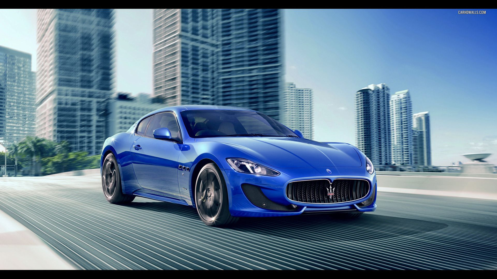 Full Maserati Quattroporte Wallpaper Hd