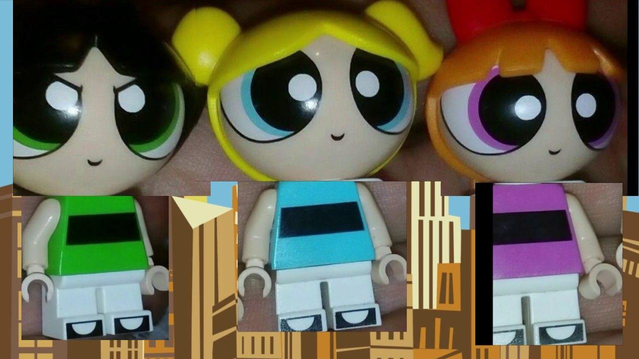Lego Dimensions Powerpuff Girls Leaked Videos In