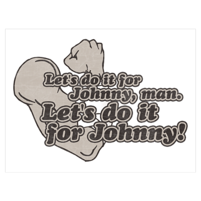 Pin it for Johnny!