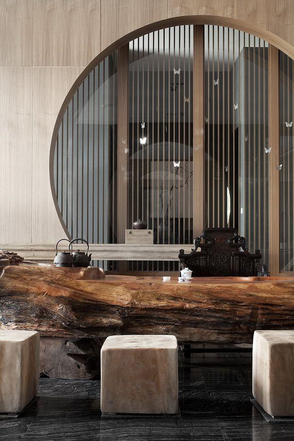 Raynon Chiu Zen Resort Spa Taiwan Dining Rooms