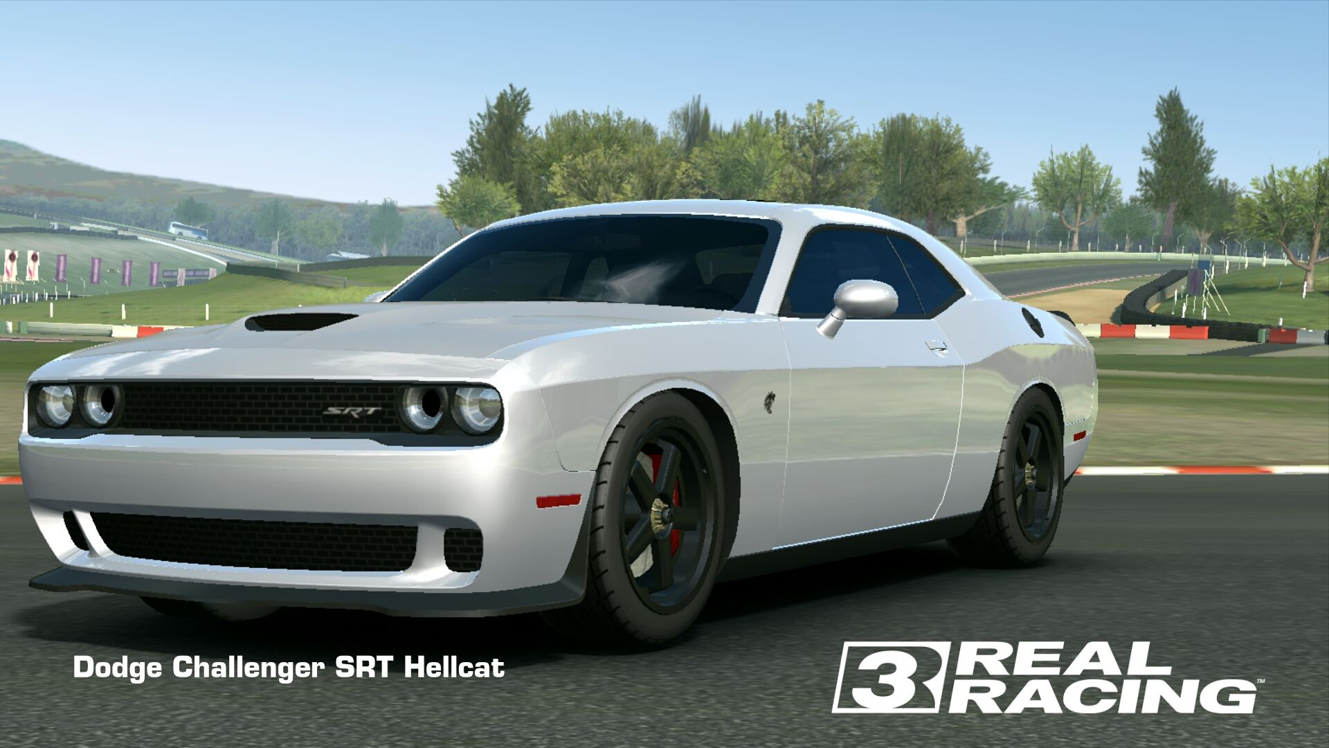 Dodge challenger srt hellcat real racing 3 wiki fandom powered