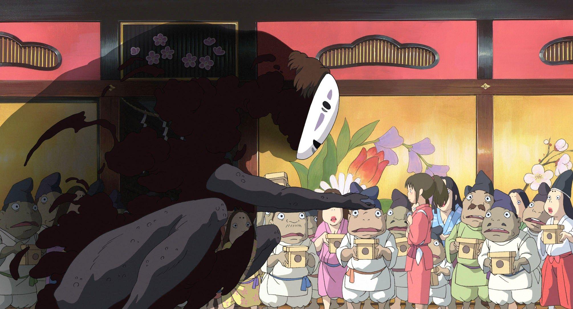 /Spirited Away/178945 Zerochan Hayao Miyazaki