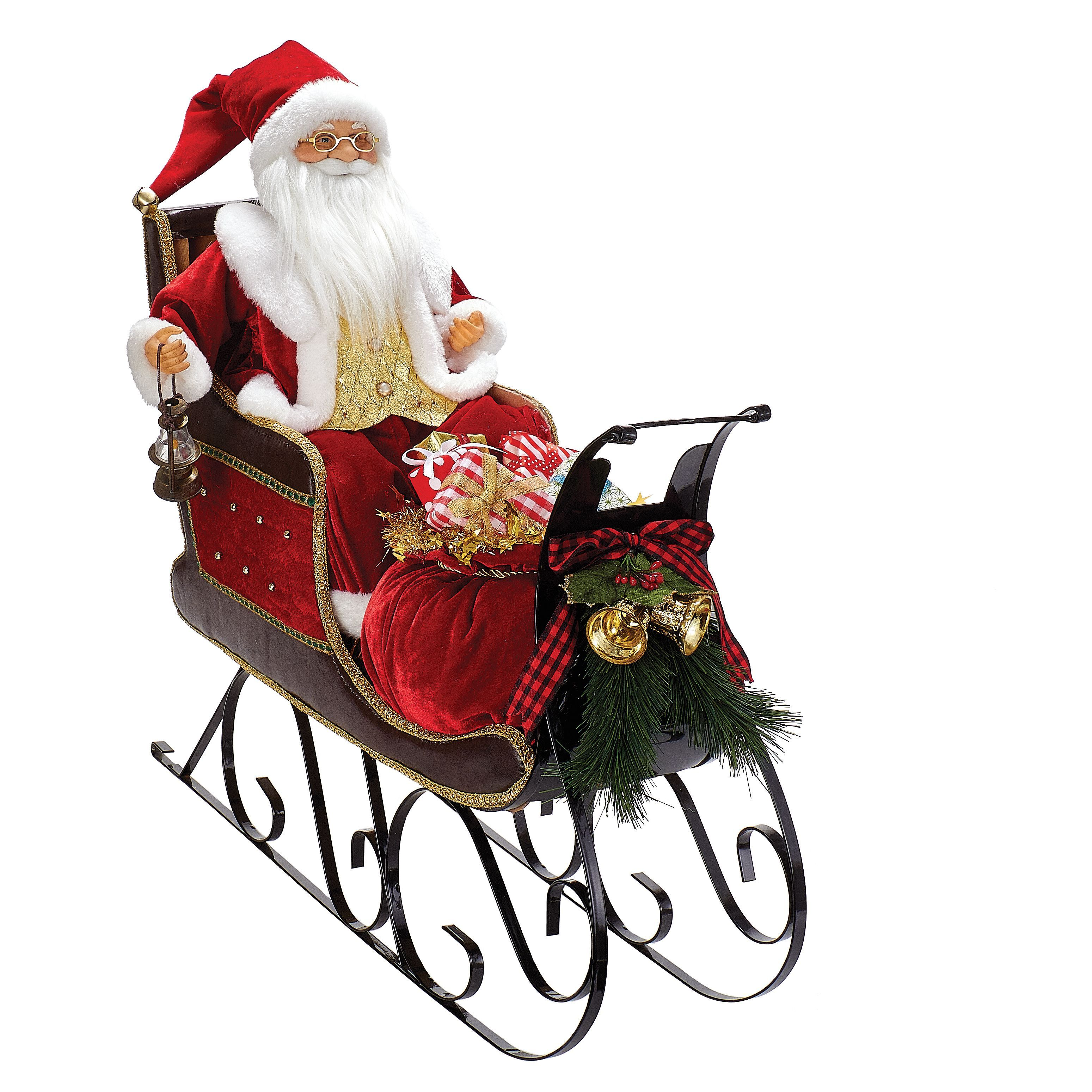 santa foam your our floral trade baskets ribbons vases pole sack statues decorative of glass the claus with to uksm bring a room living will decor santas cellophane touch north