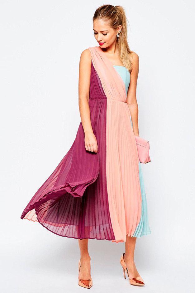 Vestidos para invitada a una boda #BBC | Bodas | Pinterest | Boda ...