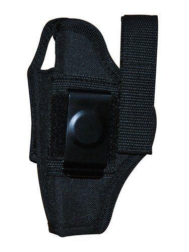 Linixu Durable Ambidextrous Concealed Flat Slide Belt Nylon Holster w// Strap