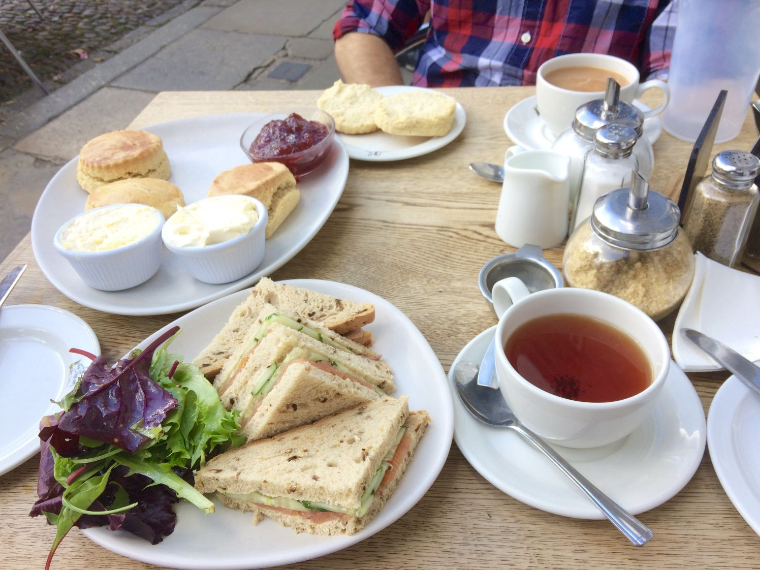 7 Things to do in Exeter Eat, Cream tea, Exeter