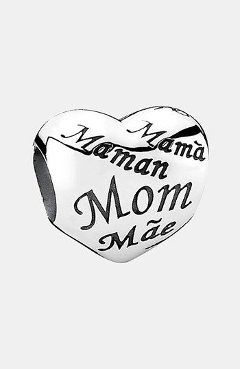 charm pandora mom