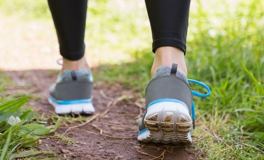 Aina ei ole pakko rääkätä itseään äärirajoille, sillä pelkästään kävelyllä on hyviä vaikutuksia niin keholle kuin mielellekin.