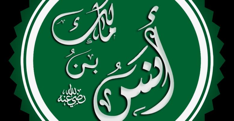 تعريف انس بن مالك وأهم المعلومات عنه ومن أهم وصايا الرسول له In 2021 Arabic Calligraphy Art Calligraphy