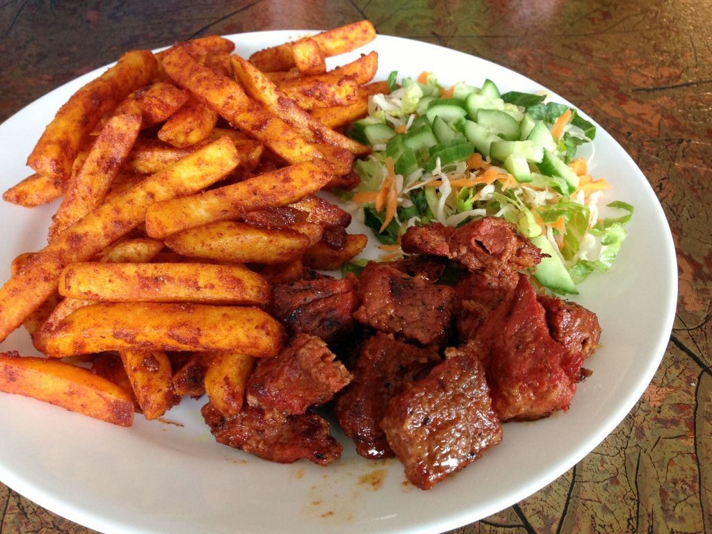 East African Bbq At Klassic Kitchen In Richmond Hill Halal Foodie Halal Recipes Food Lunch