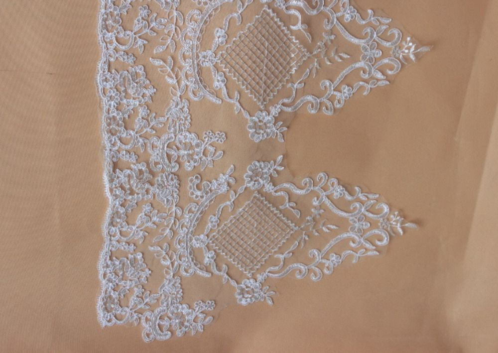 Aliexpress.com : Buy Quality Embroidery Satin Fabric Beaded Lace Bridal Fabric Plus Size Lace Applique Fabric for Wedding Dress Party from Reliable fabric pouch suppliers on YF Fashion Textiles. | Alibaba Group