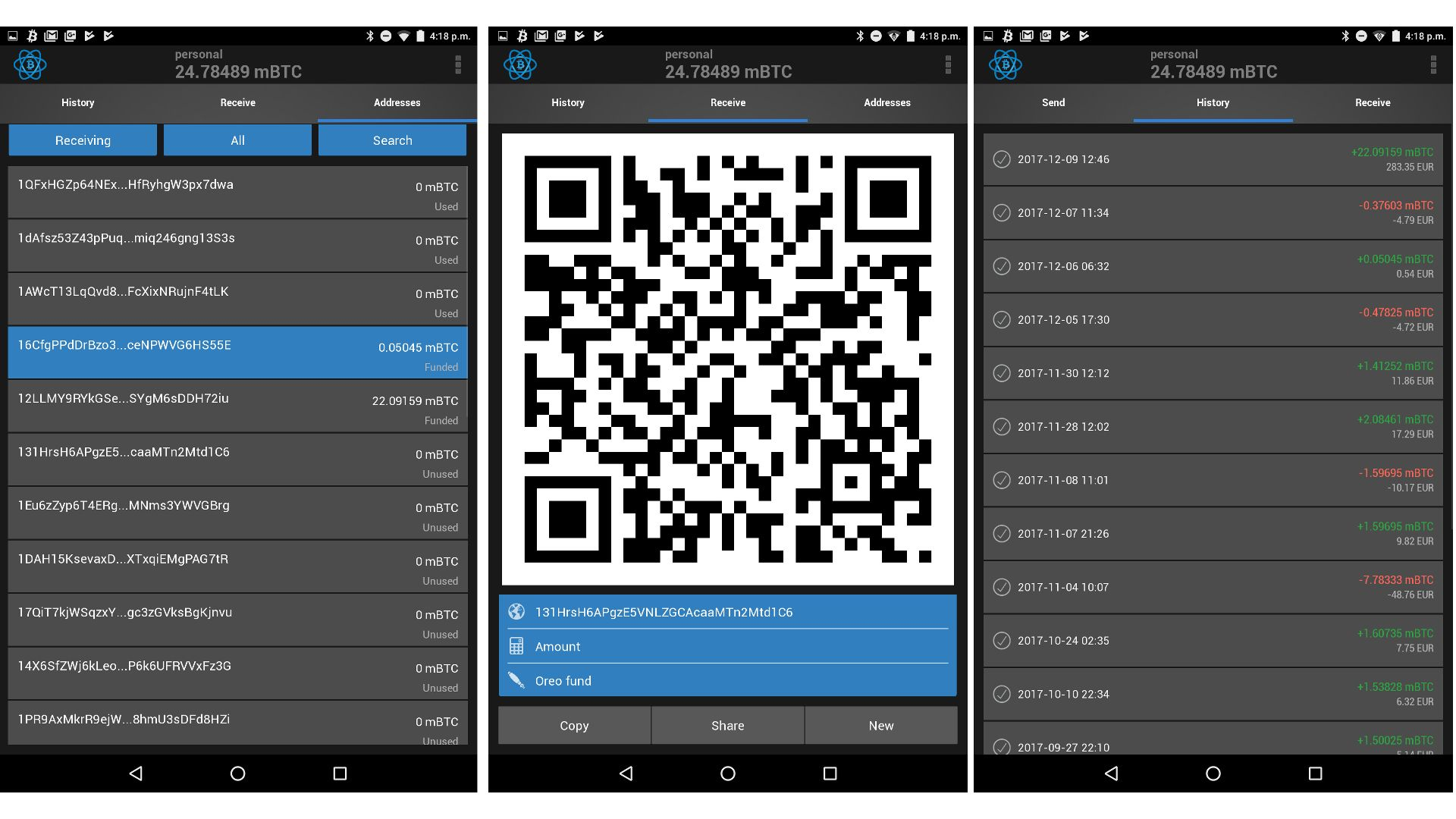 Best Bitcoin wallets for Android in 2018 (With images